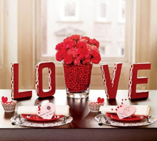 32 Cool And Beautiful Decorating Ideas For Valentineu0027s Day