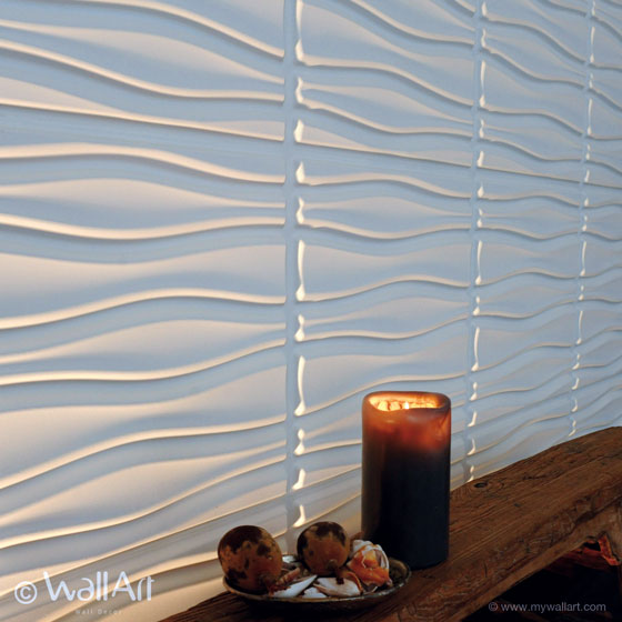 Eco Friendly 3D Wall Panels – give an extra dimension to your home