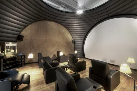 Incredible Turkish Airlines CIP Lounge Design