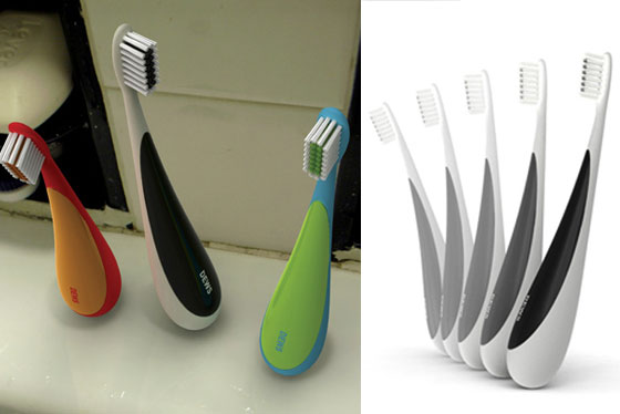8 Cool And Unusual Toothbrushes Design Swan