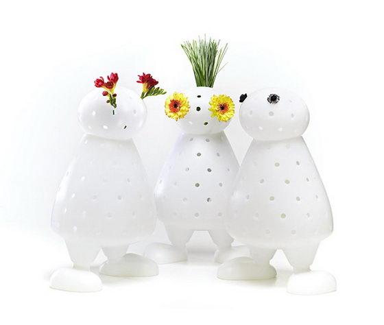 """Funny """"Bloom My Body"""" Vase"""