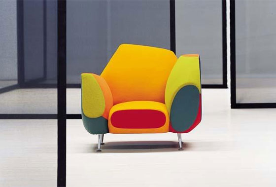 10 Modern and Contemporary Armchair Designs