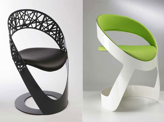 10 ultra cool chairs design design swan - Chairs design ...