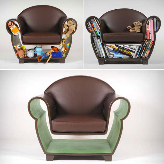10 Ultra Cool Chair Designs