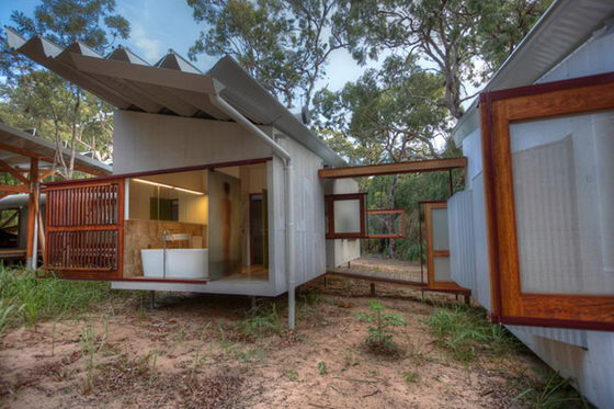 Drew House: Beautiful Environmentally-friendly dwelling in Australia
