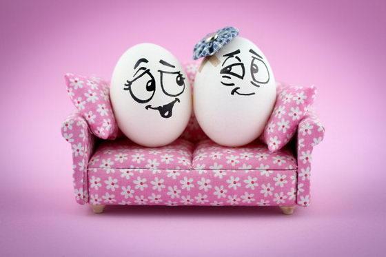 Eggventures: Funny Eggs Photography by Vanessa Dualib