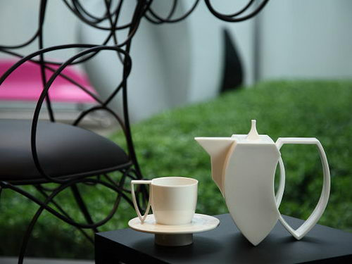 Most Elegant and Stylish Tea Sets by Heinrich Wang
