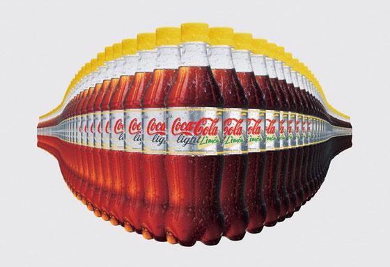 Inspiring Coca Cola Print and Outdoor Advertisement Design