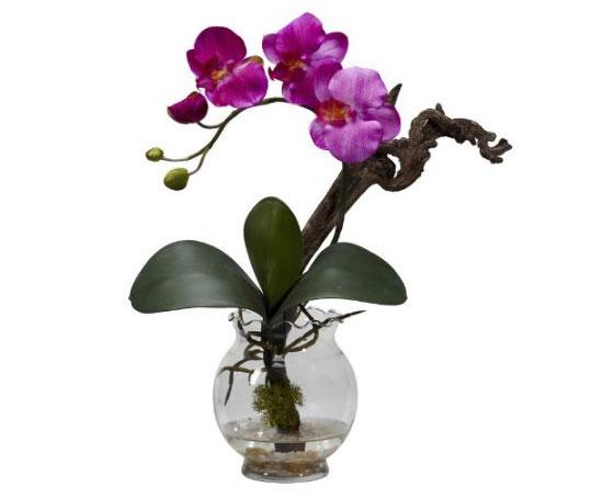 Beautiful Artificial Silk Flowers Arrangements for Home Decoration