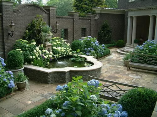 24 beautiful garden and patio design ideas for better for Beautiful garden plans