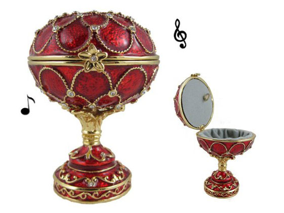 10 Beautiful Music Boxes And Musical Jewelry Boxes