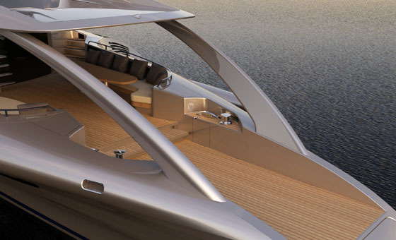 Adastra Yacht: Cruising Enters the Space Age