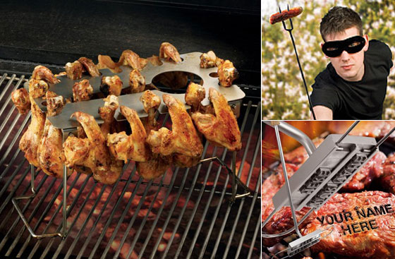 13 Cool Grill Tools and Accessories help Enjoy your BBQ