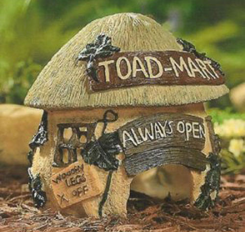 10 Beautiful Toad Houses to Spice Up your Garden