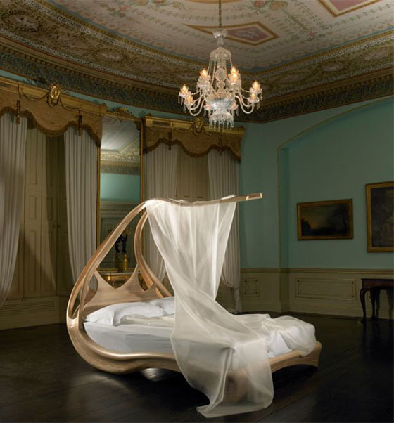 Superbe 14 Unique And Exotic Bed Designs For Unusual Sleep Experience