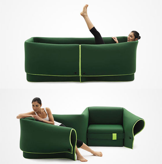 14 Unique and Exotic Bed Designs for Unusual Sleep Experience