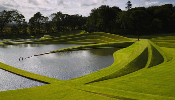 Mind Boggling Landscape Architecture by Charles Jencks