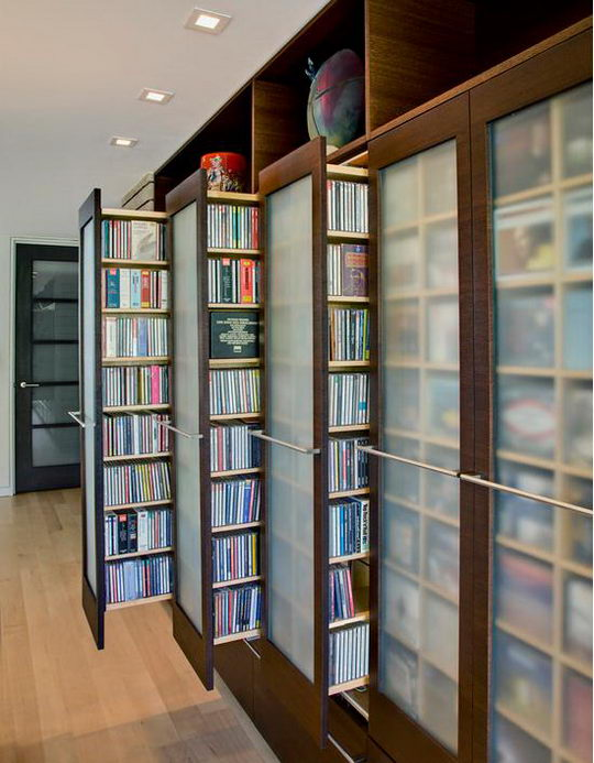 Home Library Design: How Cool Your Home Can Be? 27 Innovative Ideas Of Interior