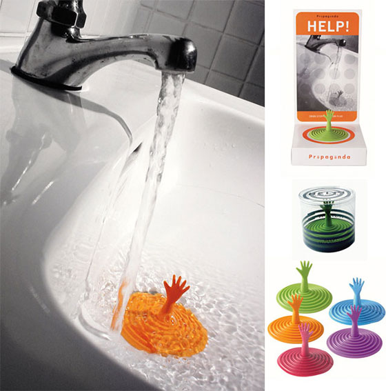 13 Creative and Playful Tub Plugs and Drain Stoppers