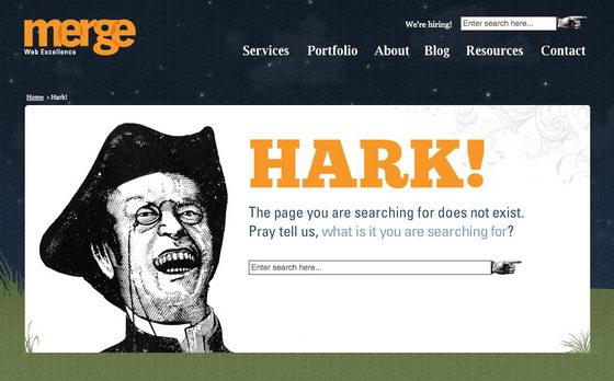 27 Creative and Original 404 Error Page Design II