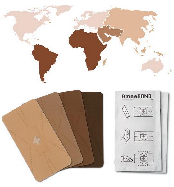 AmoeBAND: a Smarter Bandage Concept