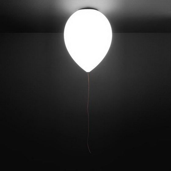 Balloon lamp: an Innovative Wall Lamp