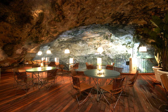 Summer Cave: One of the Most Unique Restaurant in the world