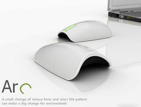 Arc Mouse: Mouse Goes Anywhere