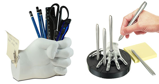 10 Cool Pen Holders and Stands
