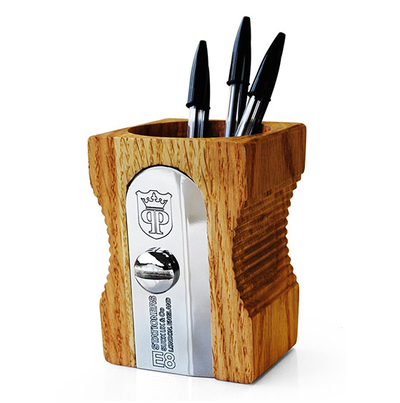 Pen Stand Designs : Cool pen holders and stands design swan