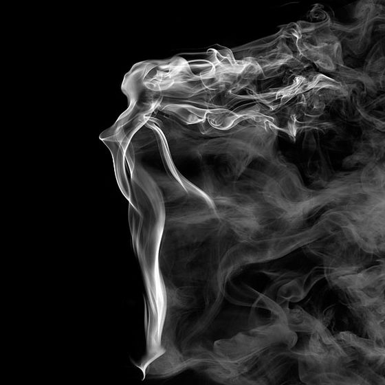 Mind Blowing Smoke Art by Mehmet Ozgur