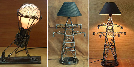 Interesting Table Lamps brighten your life with our top 4 unique table lamps – design swan