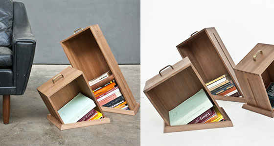 12 playful and unusual bookcases - Weird Bookshelves