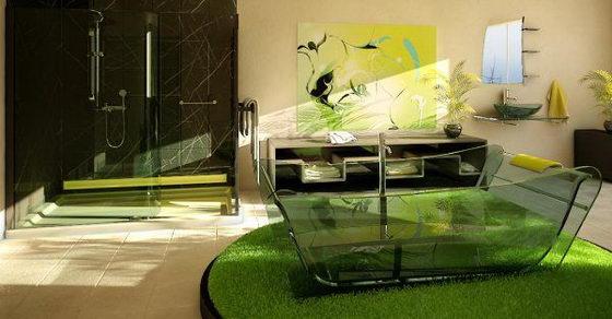 30 Beautiful and Modern Bathroom Designs