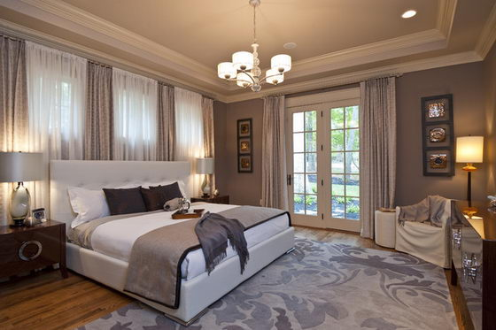 22 beautiful and elegant bedroom design ideas - Elegant Bedroom Ideas