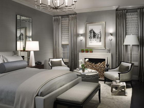 Elegant 22 Beautiful And Elegant Bedroom Design Ideas