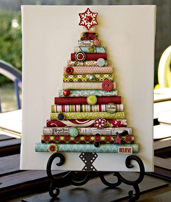 16 Creative DIY Christmas Decorations Ideas : homemade christmas decorating ideas - www.pureclipart.com