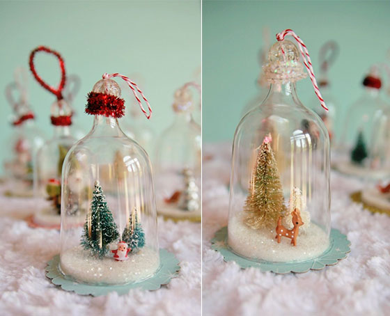 16 Creative DIY Christmas Decorations Ideas