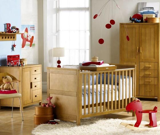 Nursery Ideas And Décor To Inspire You: 19 Cheerful And Inspiring Nursery Room Design Ideas