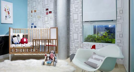 19 Cheerful and Inspiring Nursery Room Design Ideas