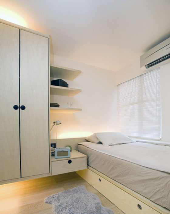 Small Apartment Miracle: 39 Square Meter Ingenious Designed Space