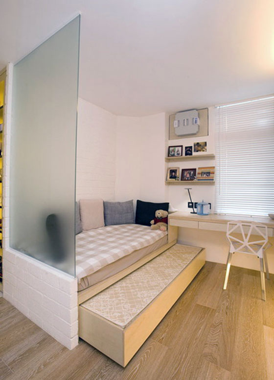 Merveilleux Small Apartment Miracle: 39 Square Meter Ingenious Designed Space