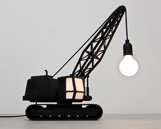 Contemporary and Unique Furniture Designed by Studio Job