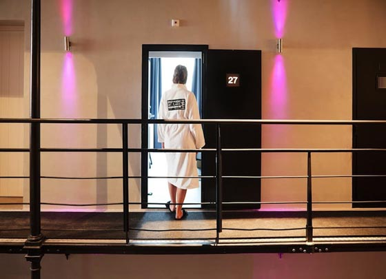 Hotel Het Arresthuis: Luxury Hotel Converted from Jail