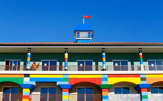 LEGOLAND Hotel: Kids' Dreaming Land