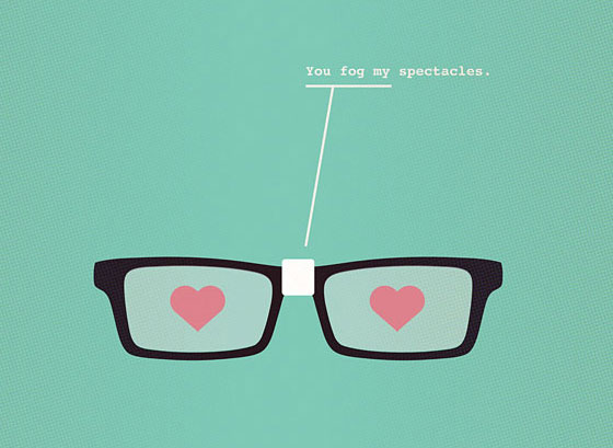 Creative Illustration for Nerd in Love