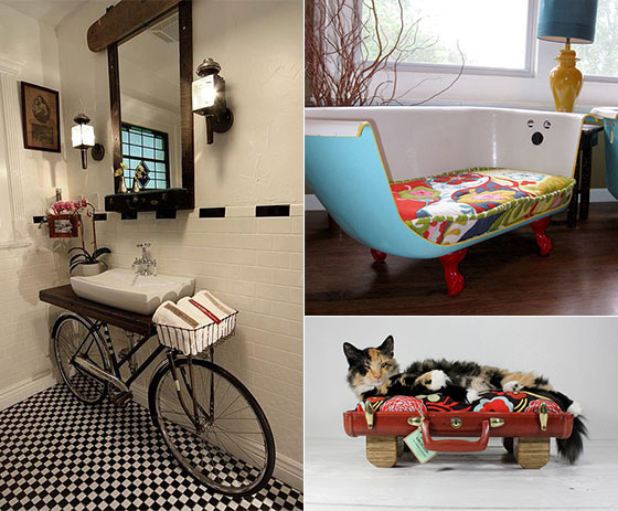 16 Creative Upcycling Furniture And Home Decoration Ideas Design Swan