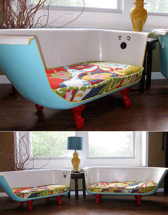 16 creative upcycling furniture and home decoration ideas for Furniture upcycling