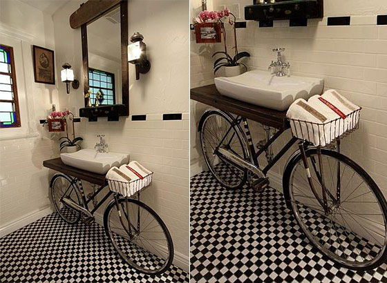 16 Creative Upcycling Furniture and Home Decoration Ideas