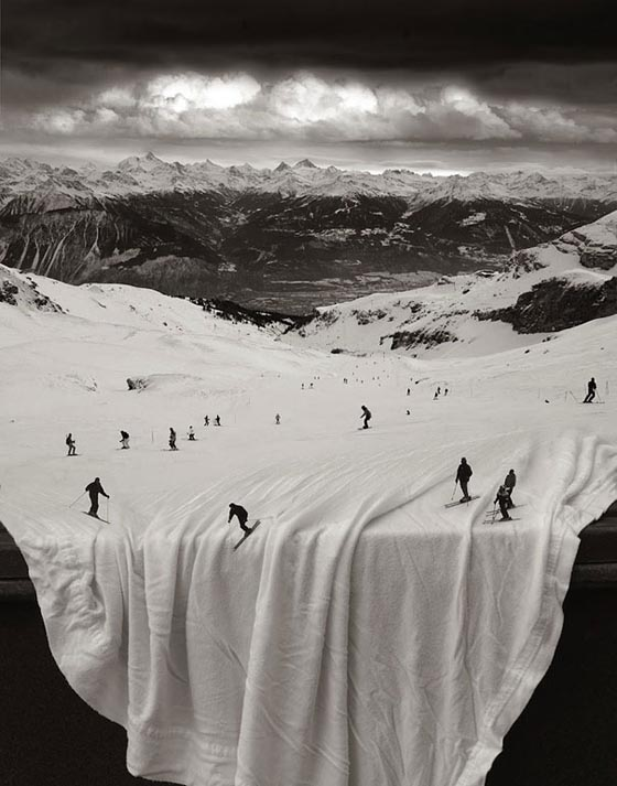 Whimsical Photo Manipulation by Thomas Barbéy